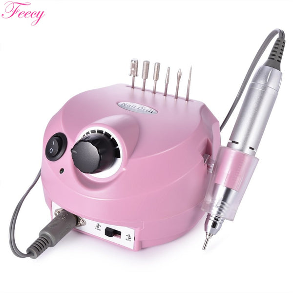 Electric Nail Drill Manicure Professional Set Manicure