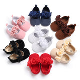 Infant Girls Shoes First Walkers Soft Newborn
