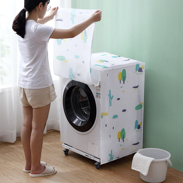 Home Washing Machine Storage Organizer