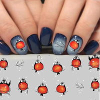 3D Nail Stickers For Nails Pop Cartoon