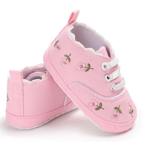 Soft Sole Crib Shoes Boots New Born First Walker