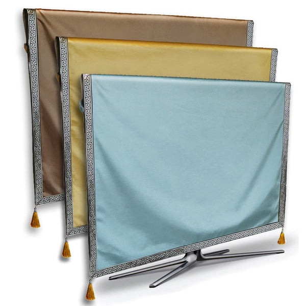 TV Dust Cover Luxury Pure Weatherproof