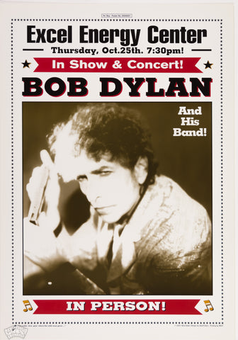 "Bob Dylan & his Band - 2001 - Geoff Gans - ""I'm rollin' slow, goin' where the wild roses grow....."""