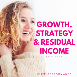 Growth, Strategy & Residual Income