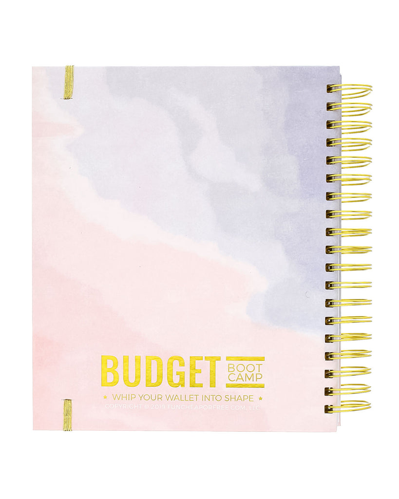 Budget Planner + Envelopes | Watercolor