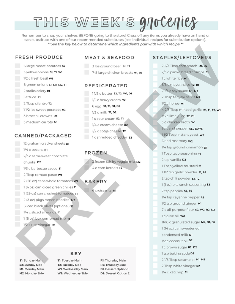 3-Month Productivity Planner