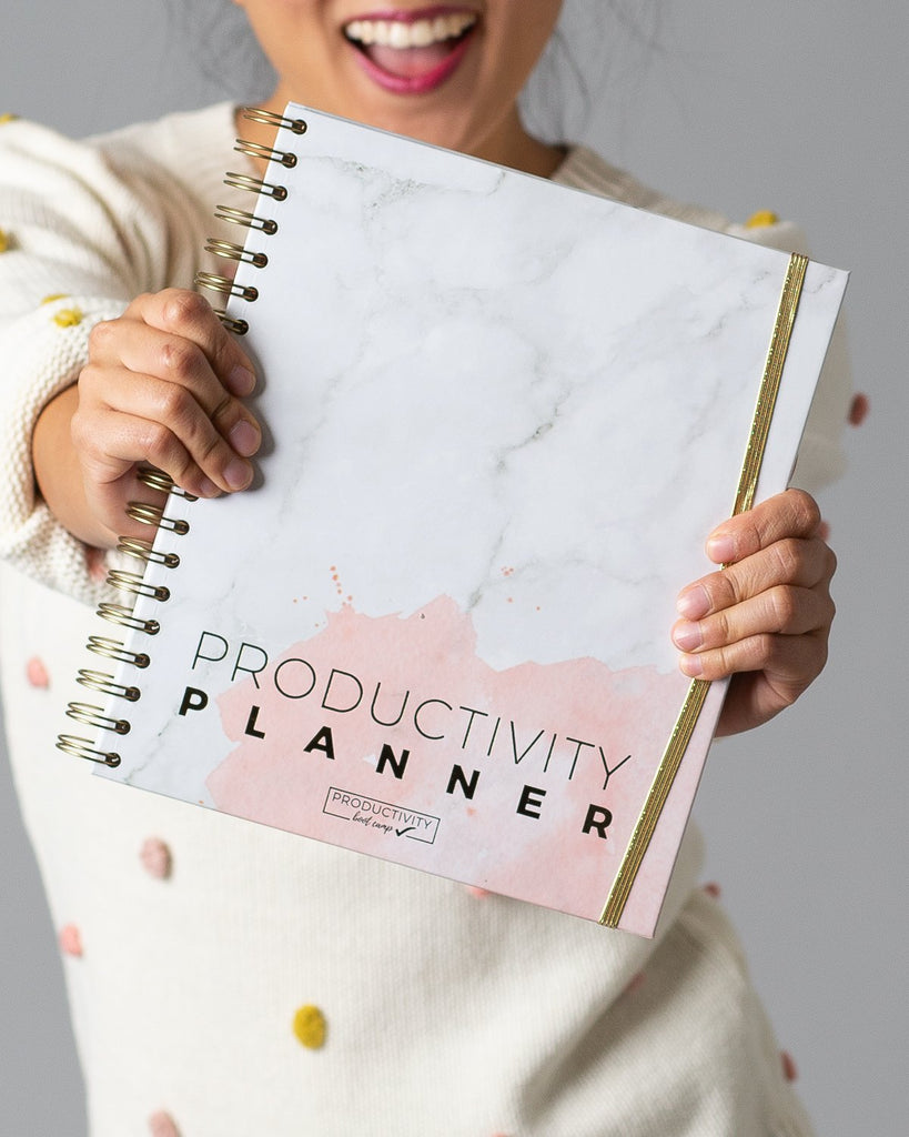 3-Month Productivity Planner | Marble