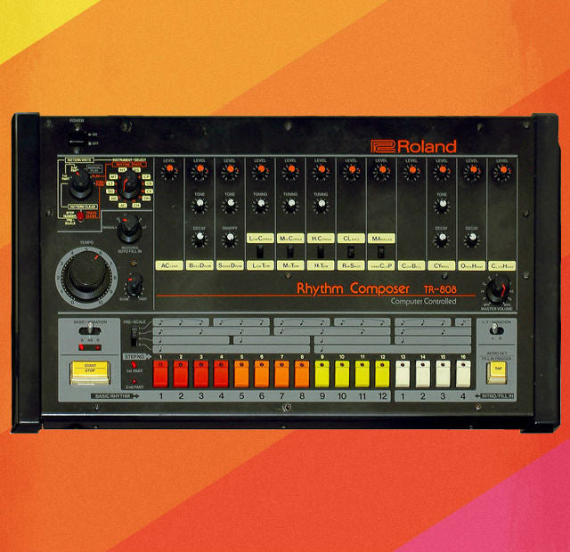 The Drum Machine That Shaped Modern Music: The Roland 808