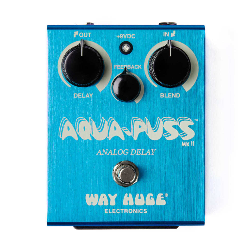 Way Huge Aqua Puss Analog Delay
