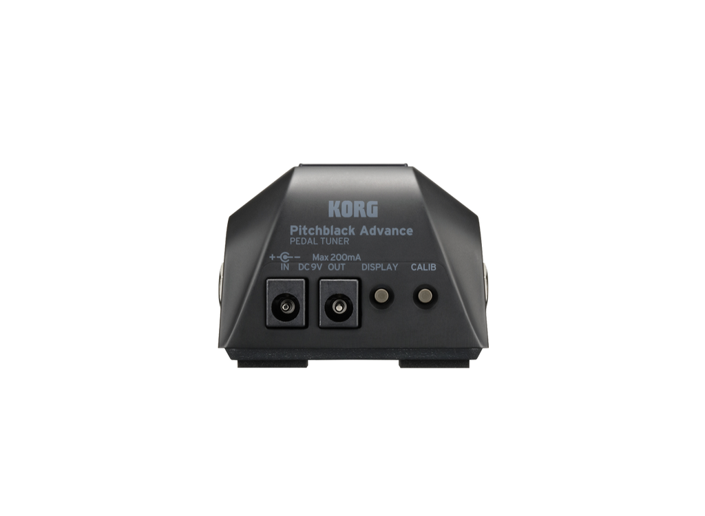 Korg Pitchblack Advance Tuner Pedal
