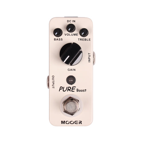 Mooer Pure Boost Clean Boost Pedal