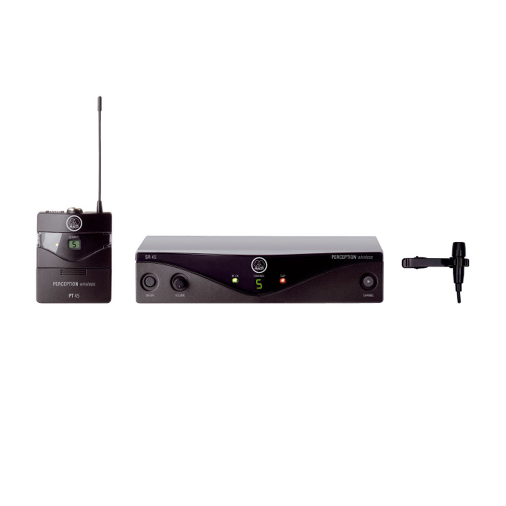 AKG Perception Wireless Lavalier Mic - Band A