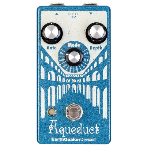 Earthquaker Aqueduct Vibrato