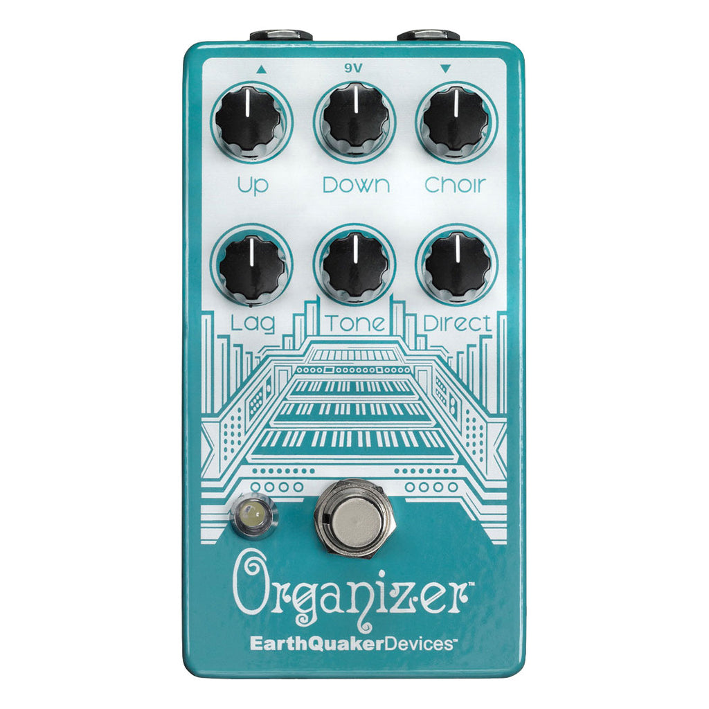 EarthQuaker Devices Organizer Pitch Shift