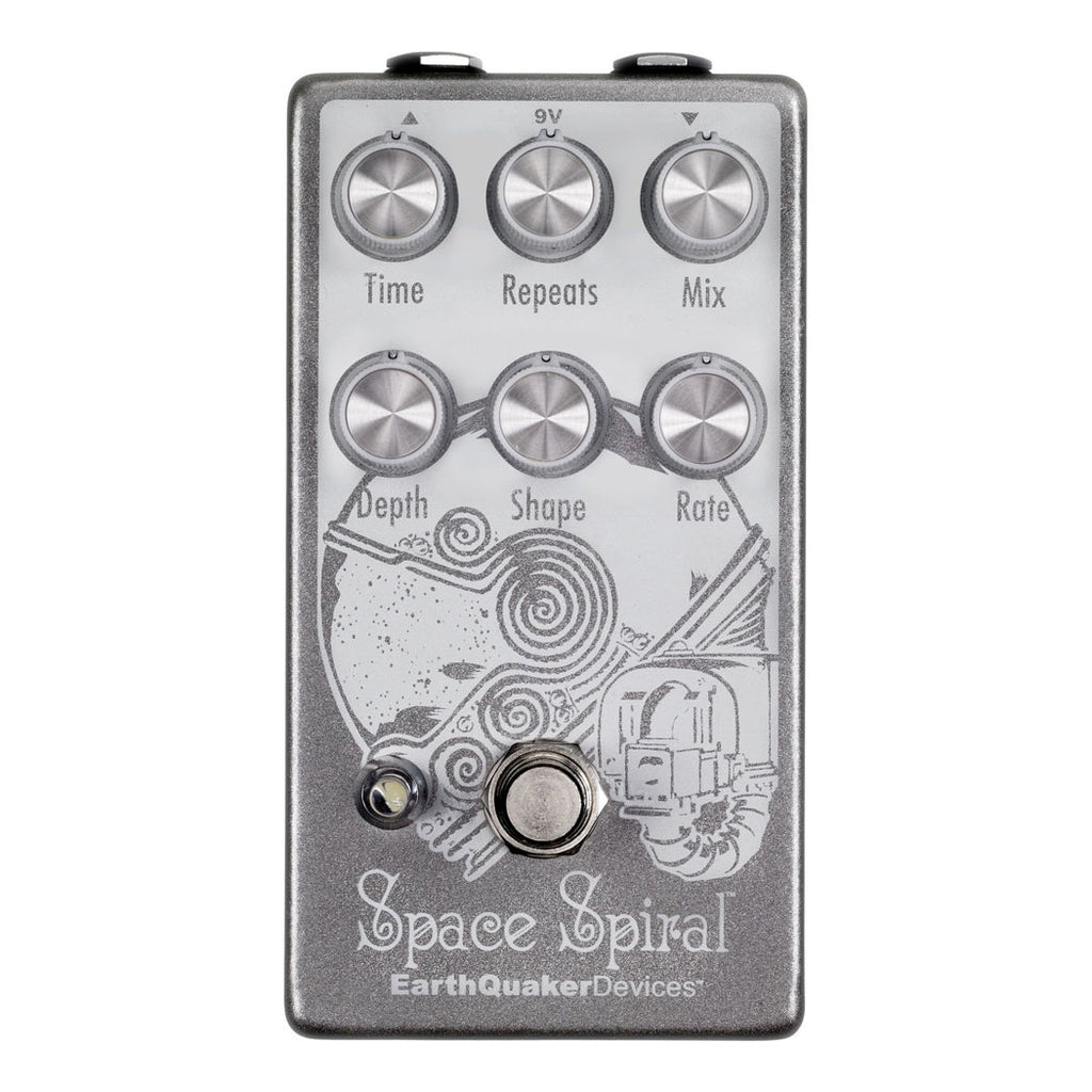 EarthQuaker Devices Space Spiral Delay