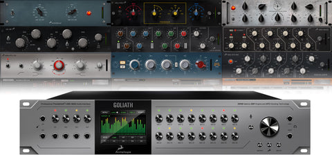 Antelope Audio Goliath USB/Thunderbolt/MADI Interface