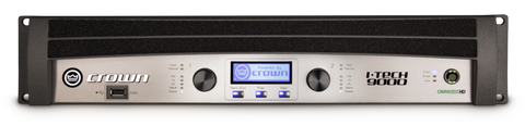 Crown I-Tech 9000HD Power Amplifier
