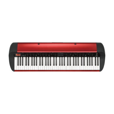Korg  SV-1 73-Key Metallic Red Stage Piano