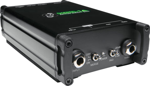 Mackie MDB-1A Active Stereo Direct Box