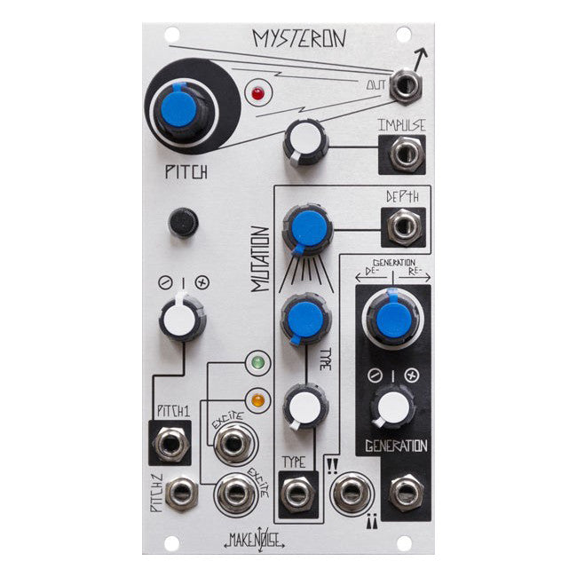 Make Noise Mysteron Voltage Controlled Dual Digital Waveguide