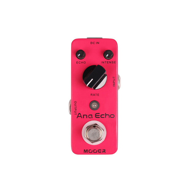 Mooer Ana Echo Analog Delay