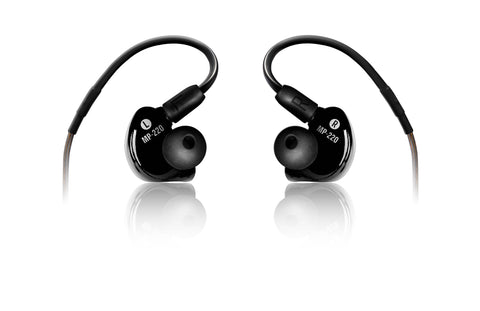 Mackie MP220 Dual Driver In-Ear Monitors