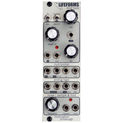 Pittsburgh Modular Lifeforms Mod Tools Routing