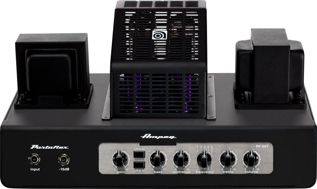 Ampeg PF-50T Portaflex All-Tube 50W Bass Head