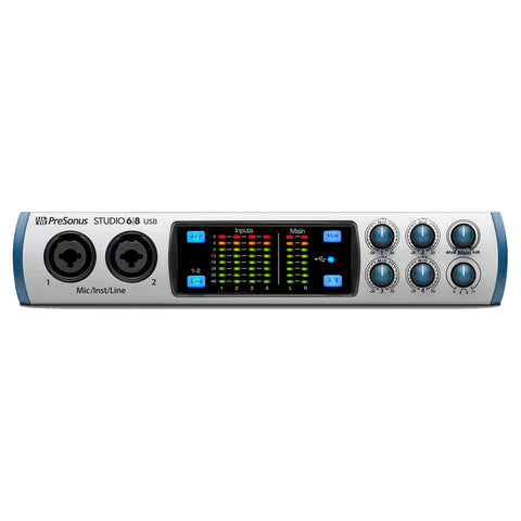 PreSonus Studio 68 USB Audio Interface