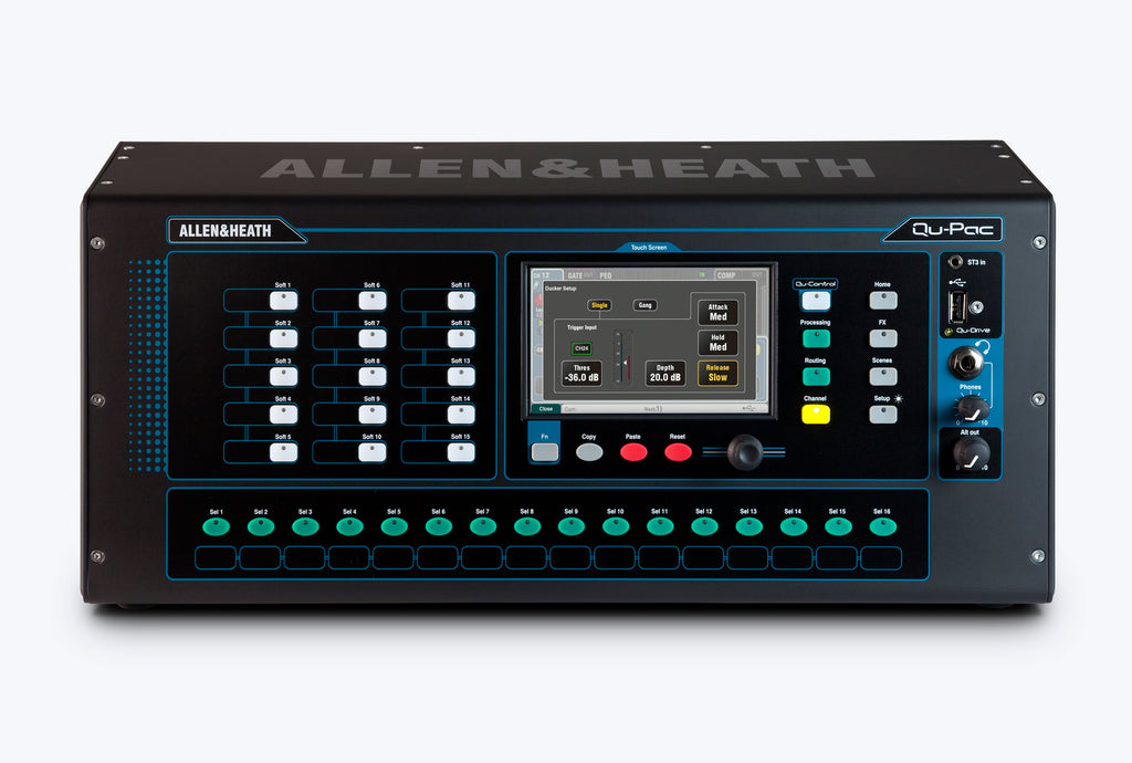 Allen & Heath Qu‑Pac Digital Mixer