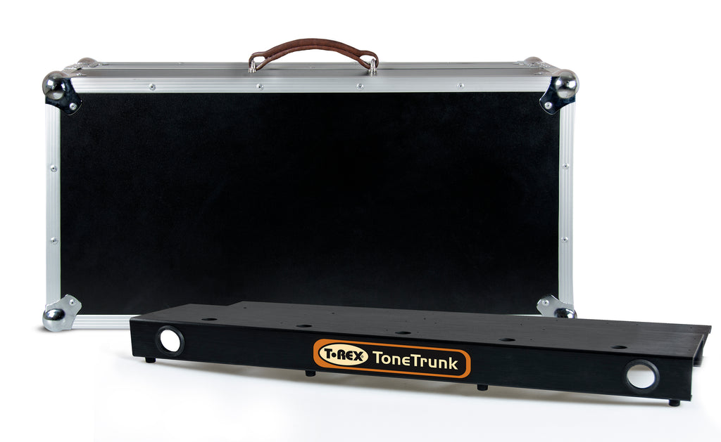 T-Rex Tonetrunk 70 Pedal Board With Road Case