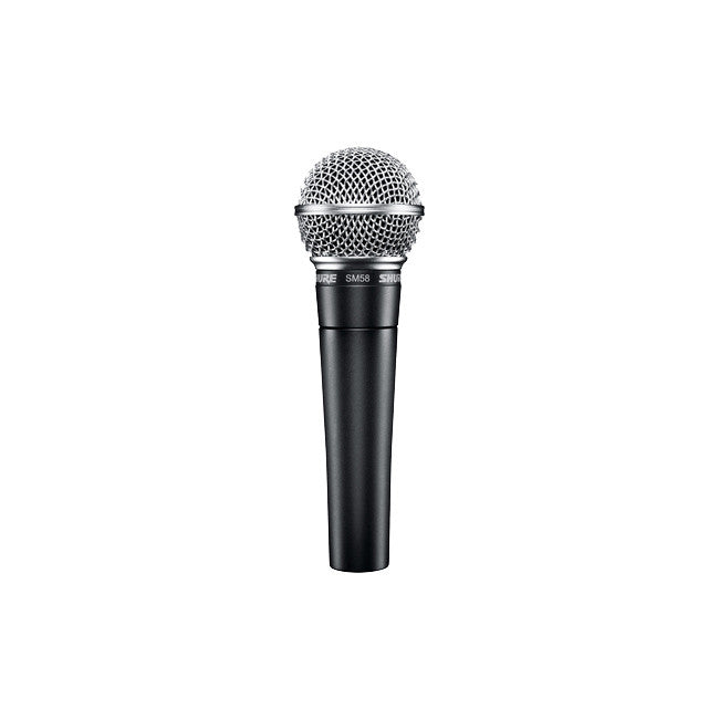 Shure SM58-LC Dynamic Vocal Mic