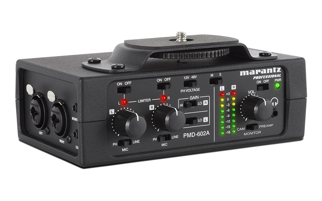 Marantz Professional PMD‑602A Audio Interface