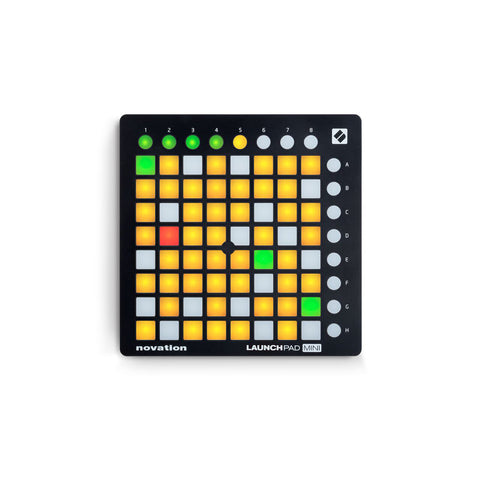 Novation Launchpad Mini MKII MIDI Controller
