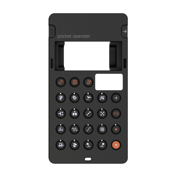 Teenage Engineering PO-16 Silicone Pro-Case