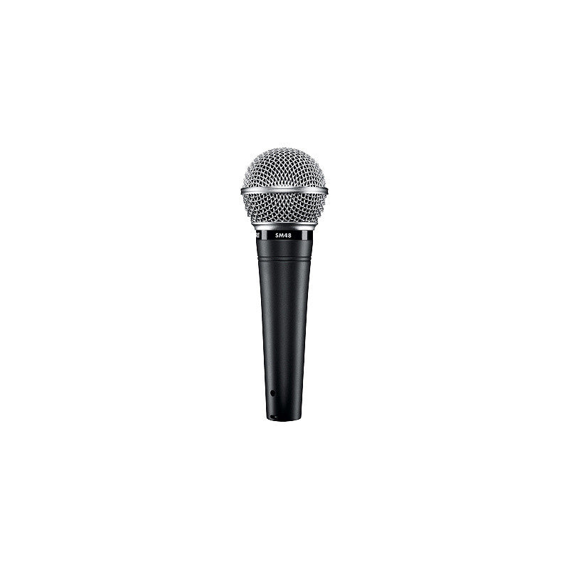 Shure SM48-LC Dynamic Microphone