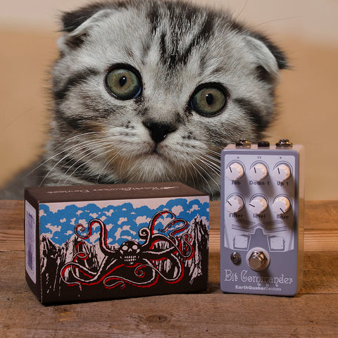 EarthQuaker Devices Bit Commander Filter