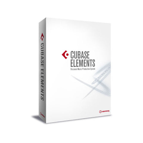 Steinberg Cubase Elements 9 Educational Software