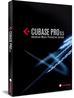 Steinberg CUBASE 9.5 Recording Software (Education Edition)
