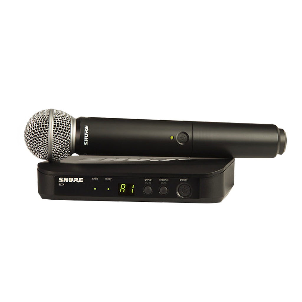 Shure BLX Handheld Wireless System with SM58