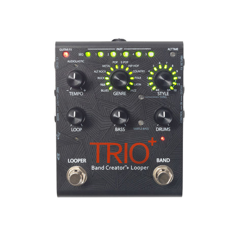 DigiTech TRIO+ Looper