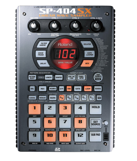 Roland SP-404sx Sampler