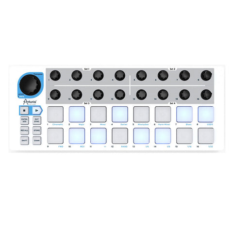 Arturia BeatStep Controller & Sequencer