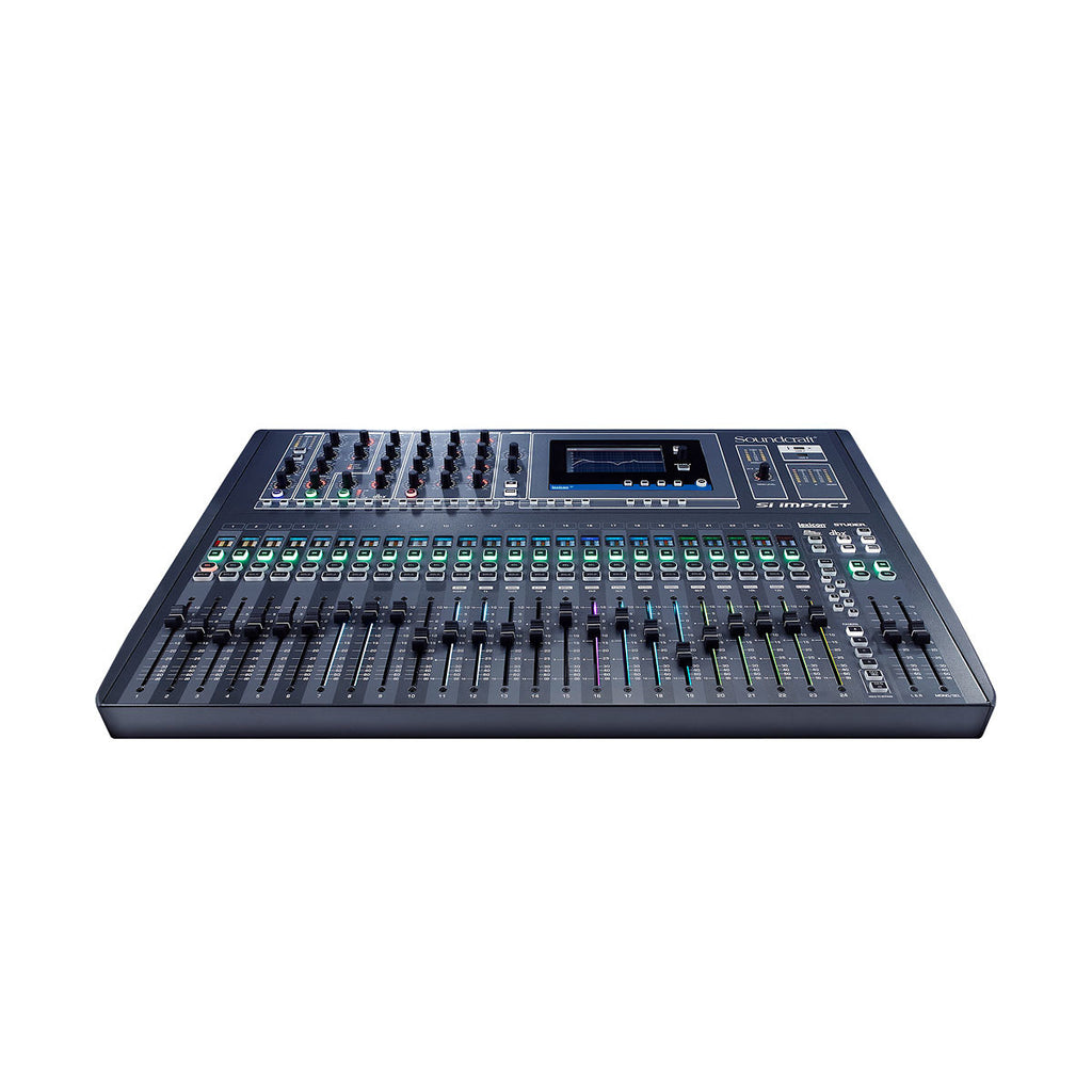 Soundcraft Si Impact Mixer
