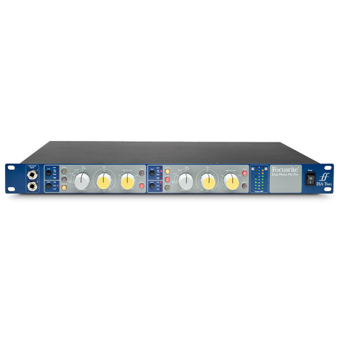 Focusrite ISA Two Mic Preamp
