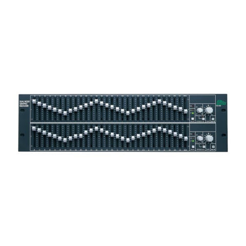BSS FCS-960 Dual Channel/Mode Graphic EQ