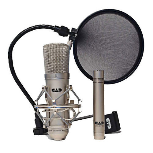 CAD Audio GXL2200SP Condenser Microphone Pack