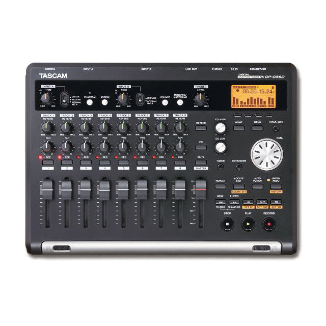 Tascam DP-03SD Digital Portastudio SD Recorder