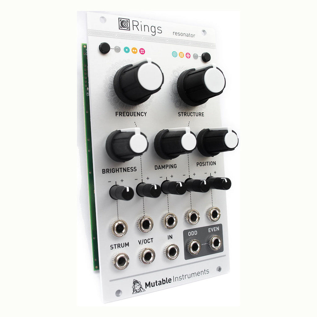 Mutable Instruments Rings Resonator