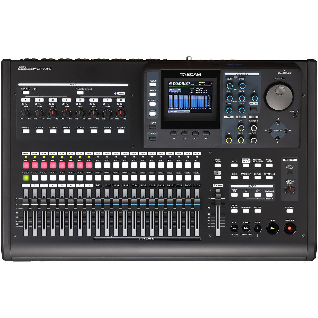 Tascam DP-32SD Digital Portastudio Recorder